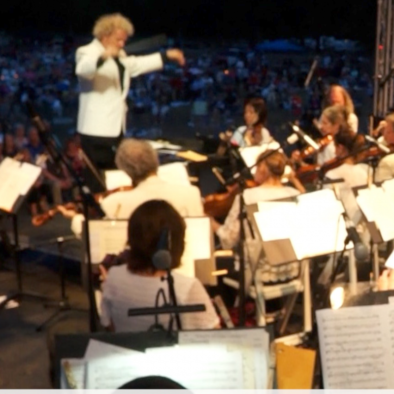 The 40th Islip Arts Council Philharmonic Concert in the Park at Heckscher State Park