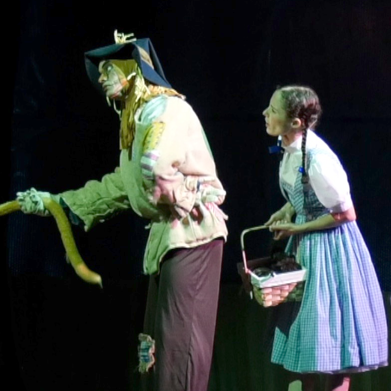 Meet the Cast of The Wizard of Oz at The Argyle Theatre