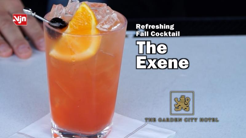 Hudson Baby Bourbon Whiskey Refreshing Fall Drink — The Exene