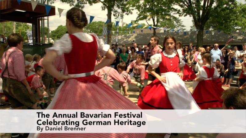 Bavarian Festival Celebrating German Heritage