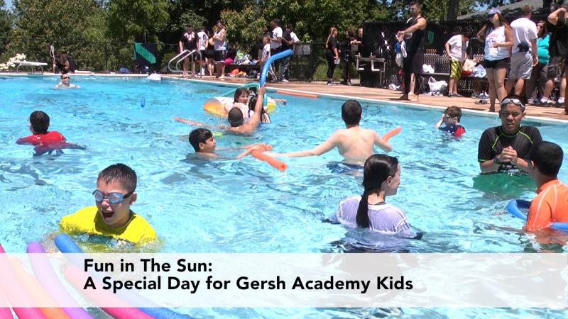 Fun in The Sun: A Special Day for Gersh Academy Kids at West Hills Day Camp