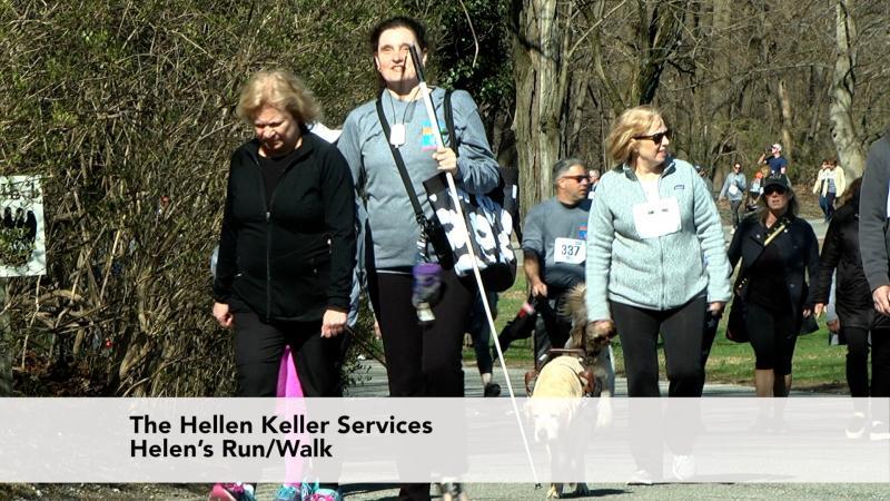 Hellen Keller Services Annual Helen's Run Walk Event