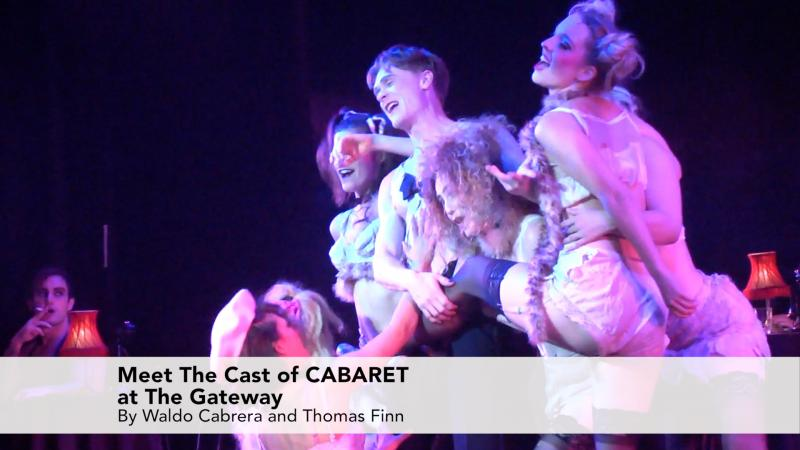 Meet The Cast of Cabaret at The Gateway